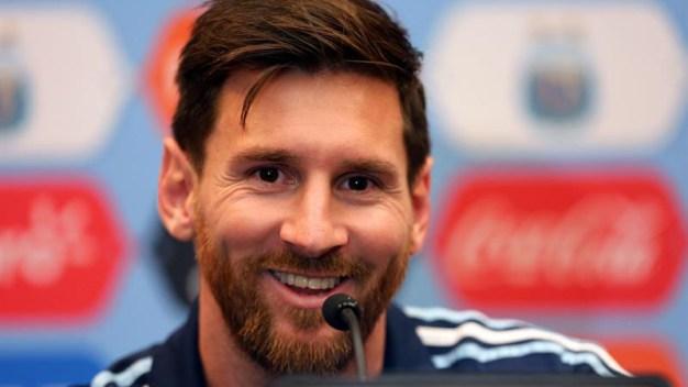 Messi encabeza lista de latinos mejor pagados de Forbes