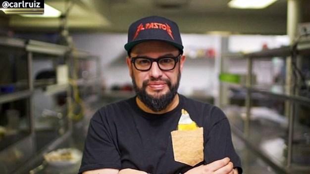 Querido chef latino, Carl Ruiz, muere a los 44 años