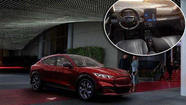 Prepárate Tesla, viene el nuevo Mustang SUV eléctrico