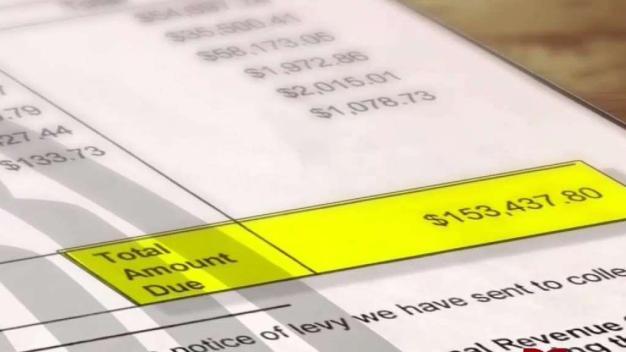 Visitas del IRS en su casa por deudas