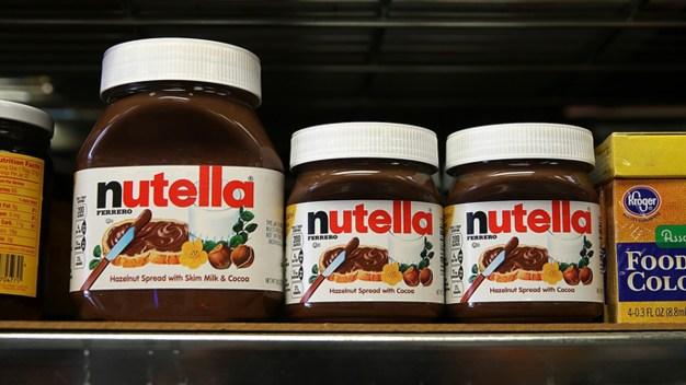 Nutella defiende uso de presunto agente cancerígeno