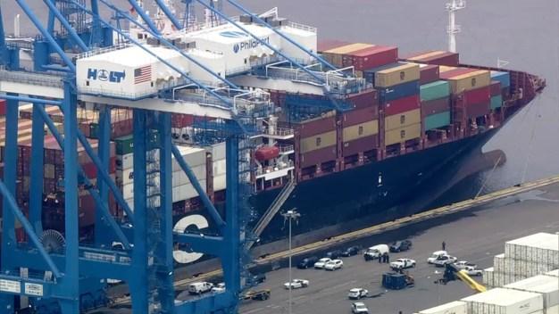 Millonario operativo antinarcóticos en puerto de Filadelfia