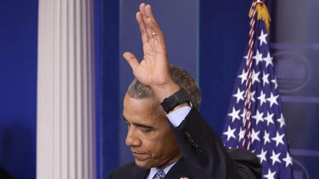 Obama se despide del país a través de sentida carta