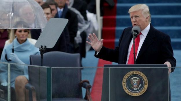 Donald Trump es el presidente de Estados Unidos