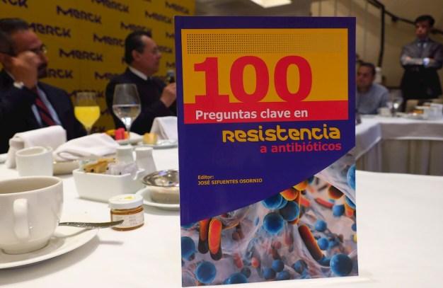 Expertos: resistencia a antibióticos sigue en aumento