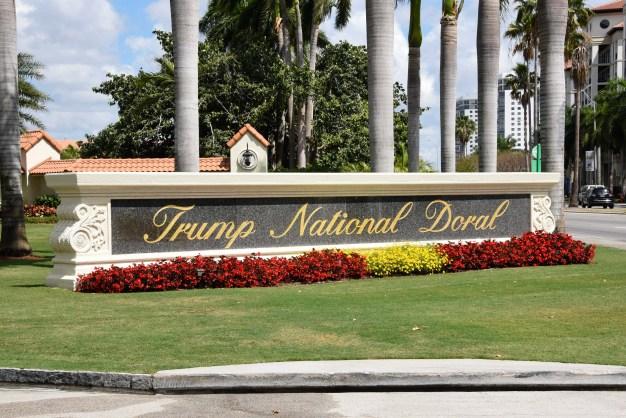 Club de Trump en Miami será sede de Cumbre del G7