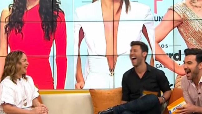 """Adamari dice qué hacía mientras Fonsi cantaba """"Despacito"""""""