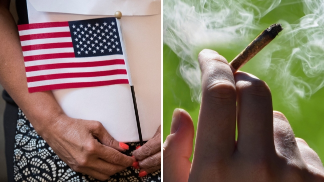Marihuana y la ciudadanía: cómo te puede afectar