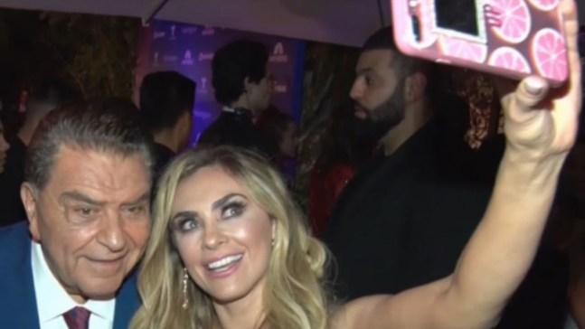 Pura diversión en la fiesta después de Premios Tu Mundo