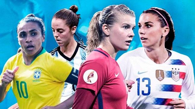 Así son los grupos de la Copa Mundial Femenina 2019