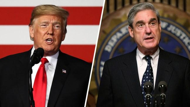 Trama rusa: es inminente el reporte del equipo de Mueller