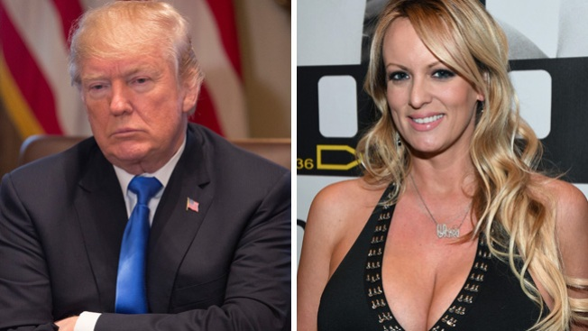 Abogado de Trump pagó a actriz para adultos para silenciarla