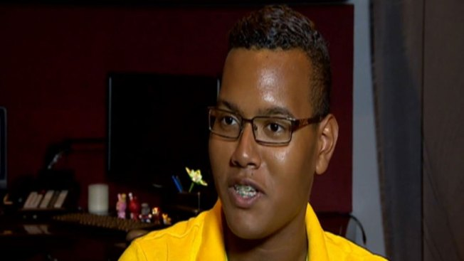 Edwin Rosario, un joven genio con autismo