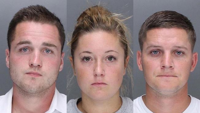 Juicio para trío de sospechosos de agredir gays