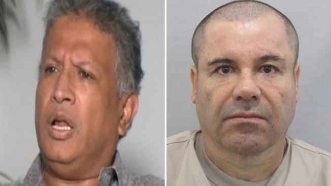 """Exnarco asegura """"El Chapo"""" salió por la puerta"""