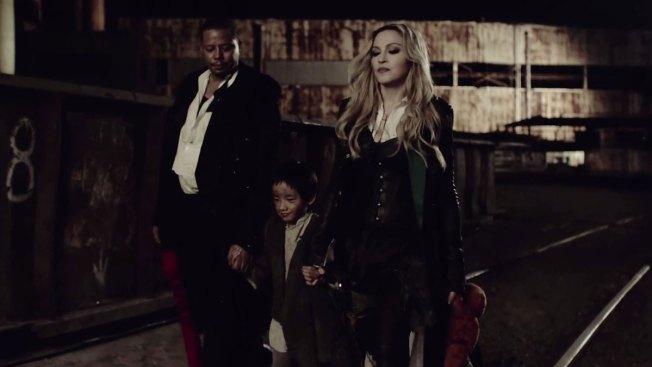 "Madonna estrena vídeo ""Ghosttown"""