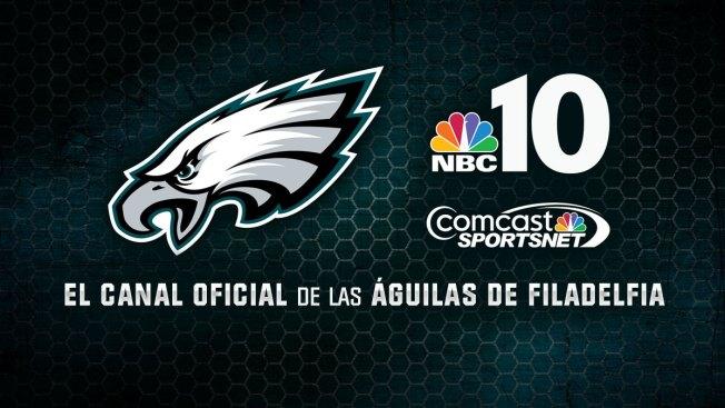 Águilas de Filadelfia en alianza con NBC10