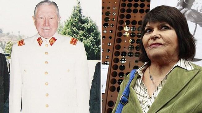 EEUU: Pinochet encubrió caso de quemados