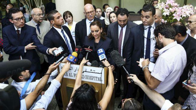 Repatrian a ocho mexicanos muertos en Egipto