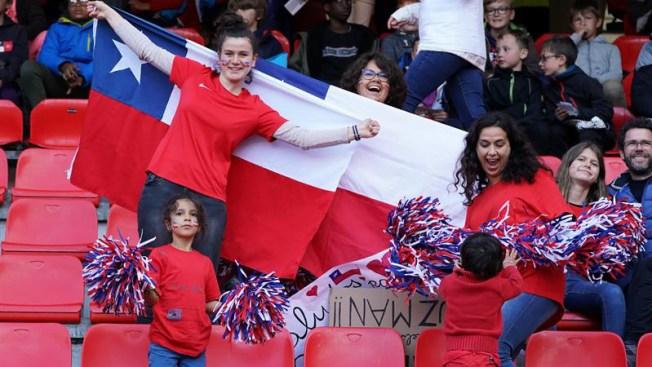 ¿Masculino o femenino? en qué equipo confían los fanáticos chilenos