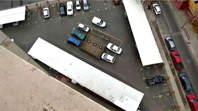 Video: Brutal caída desde el piso 17 y sobrevive