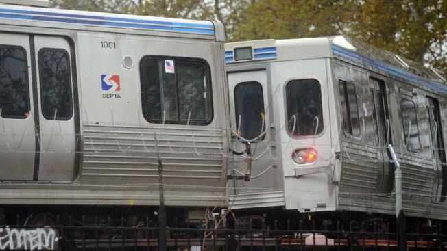 Hombre muere impactado por tren SEPTA