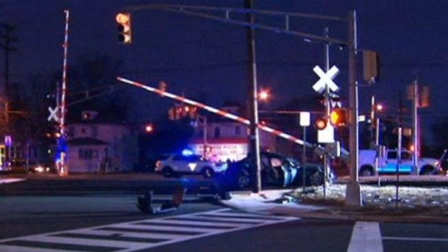 Niño muerto tras accidente de carro con tren