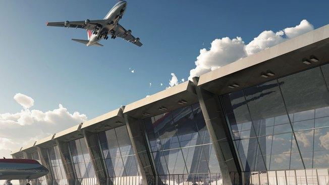 Exponen pobre seguridad en aeropuertos