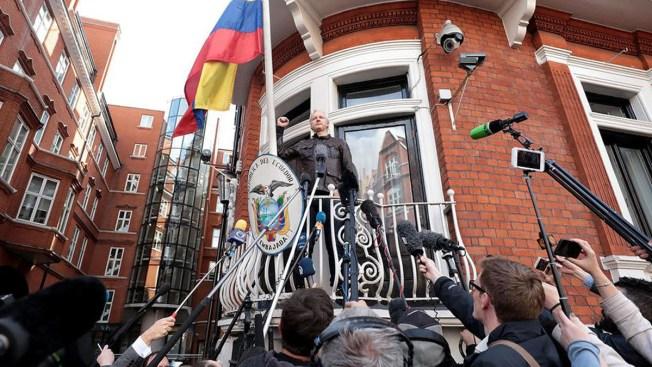 Activista encerrado en Embajada podría salir, si quiere