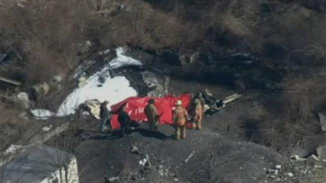 Dos muertos al caer avioneta en Pennsylvania