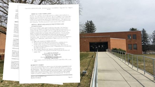 Panfletos de ICE parecen culpar a detenidas si son agredidas sexualmente