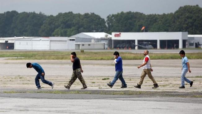 Triángulo Norte: EEUU y México deportan a 12 mil en enero