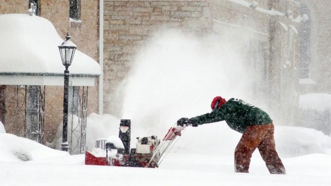 Filadelfia podría recibir la peor nevada de la temporada