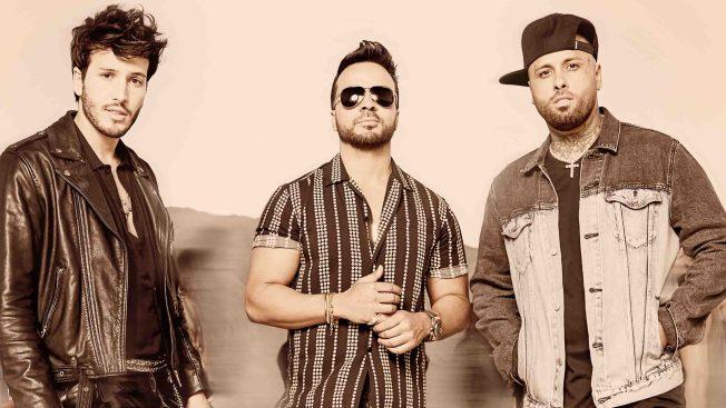 """Luis Fonsi, Nicky Jam y Sebastián Yatra estrenan su tema """"Date la vuelta"""""""