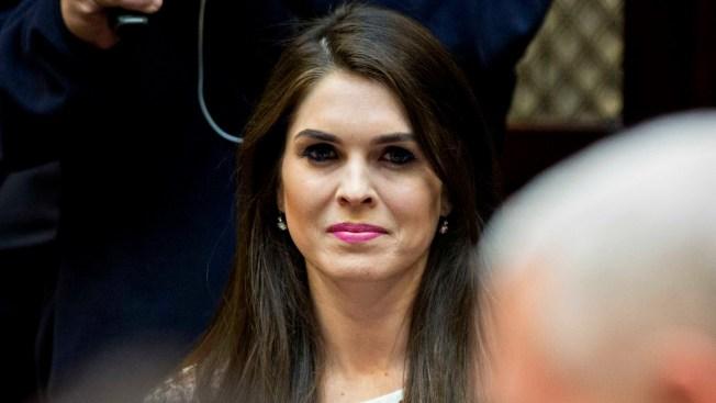 Una joven será la secretaria de prensa de la Casa Blanca