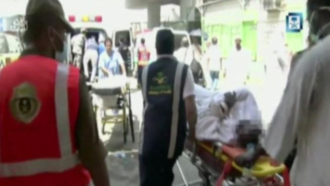 Mueren más de 700 personas en estampida