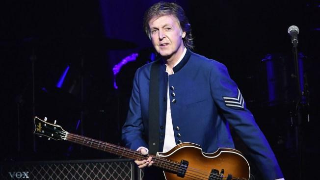 Esposo de primera ministra no quiso invitar a McCartney