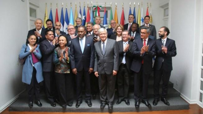 López Obrador se acerca a América Latina y el Caribe