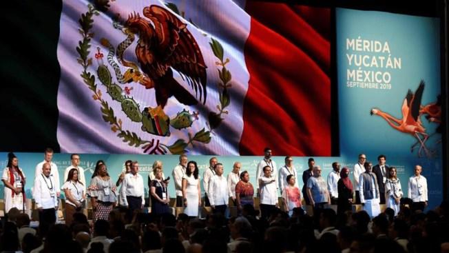 Inicia cumbre mundial de Premios Nobel de la Paz