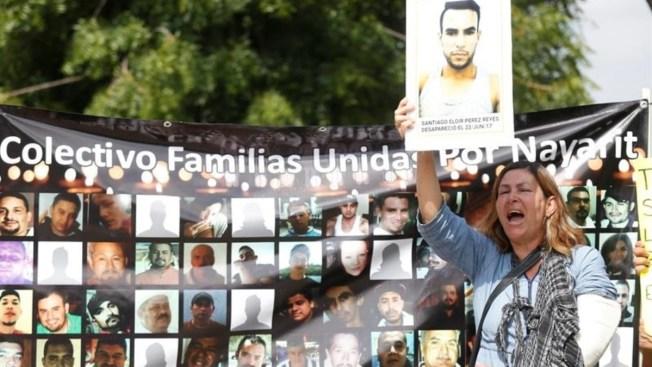 Cifra del horror: 37,485 desaparecidos en México