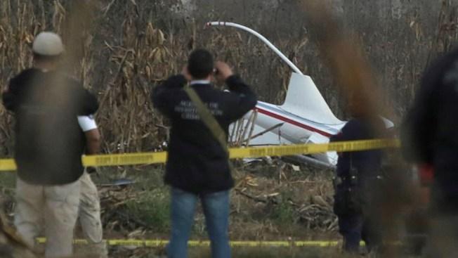 Ya son 6 muertos por desplome de helicóptero militar en Querétaro
