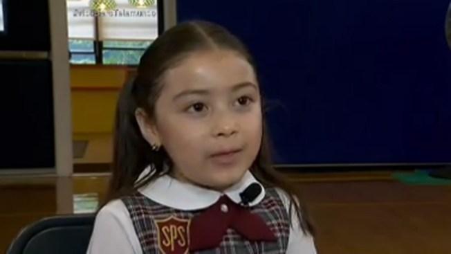 Niños hispanos le cantarán al Papa Francisco