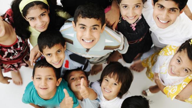 Conferencia sobre asuntos de niños inmigrantes