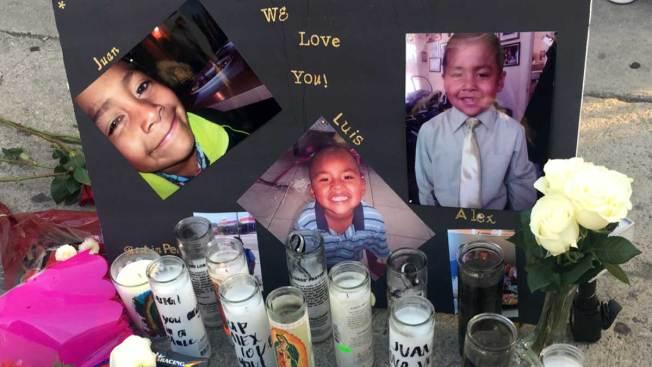 Horror por hallazgo de tres niños muertos