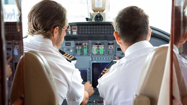 Pocos controles de salud mental para pilotos