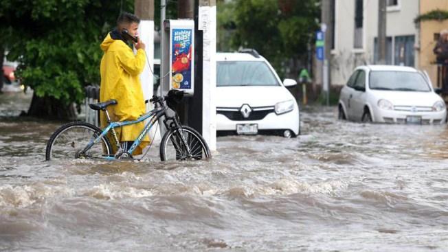 Jova se degrada a depresión tropical en el Pacífico mexicano