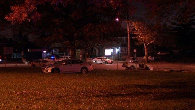 Mujer muerta tras accidente en Filadelfia