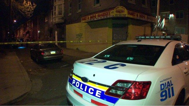 Dos adolescentes baleados en Filadelfia