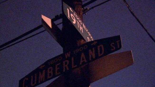Hombre asesinado al norte de Filadelfia