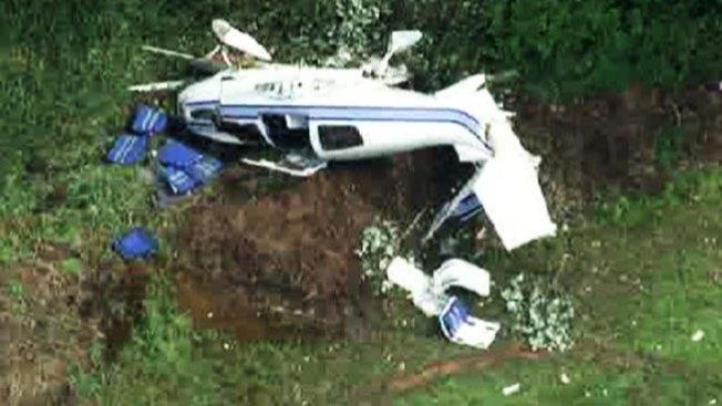Se estrella avión en Nueva Jersey